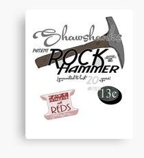 Shawshank Canvas Print