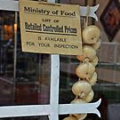 Ministry of Food - Retail Controlled Prices by Remo Kurka