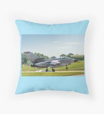 Panavia Tornado GR.4A ZA404/013 Throw Pillow