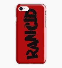 Rancid iPhone Case/Skin