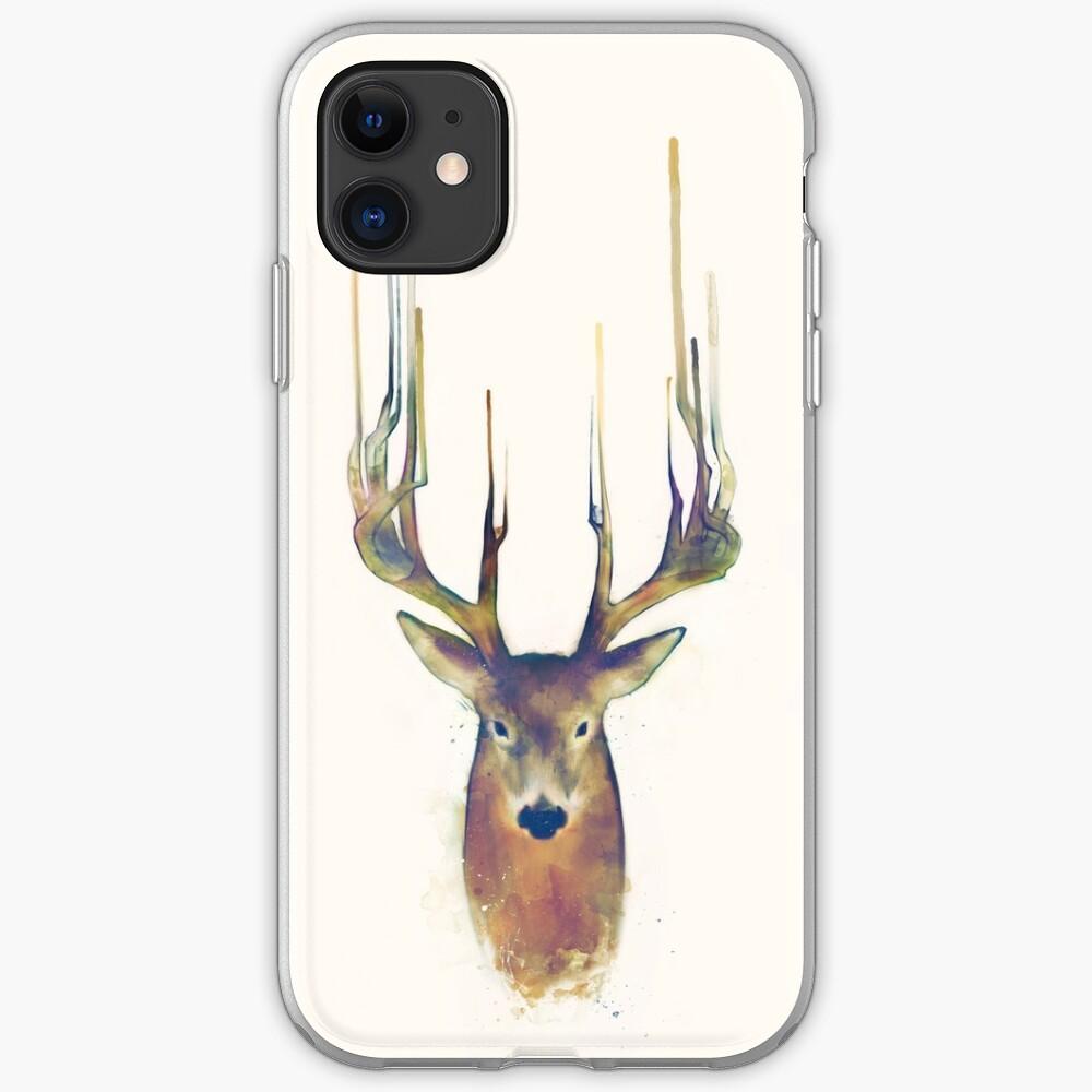 Deer // Steadfast iPhone Case & Cover