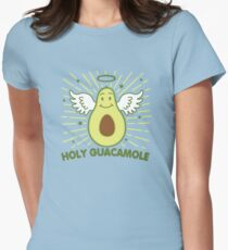 Holy Guacamole Womens Fitted T-Shirt