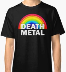 Death Metal Rainbow Classic T-Shirt