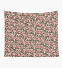 Pink and Yellow Summer Wall Tapestry