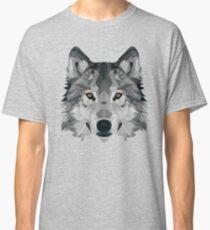 Crystalline Wolf Classic T-Shirt