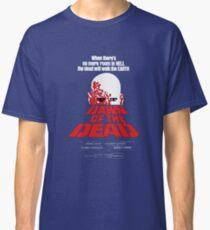 romero cult movie dawn of the  dead Classic T-Shirt
