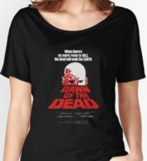 romero cult movie dawn of the  dead Women's Relaxed Fit T-Shirt
