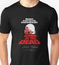 romero cult movie dawn of the  dead T-Shirt