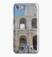 Arles Amphitheater iPhone Case/Skin