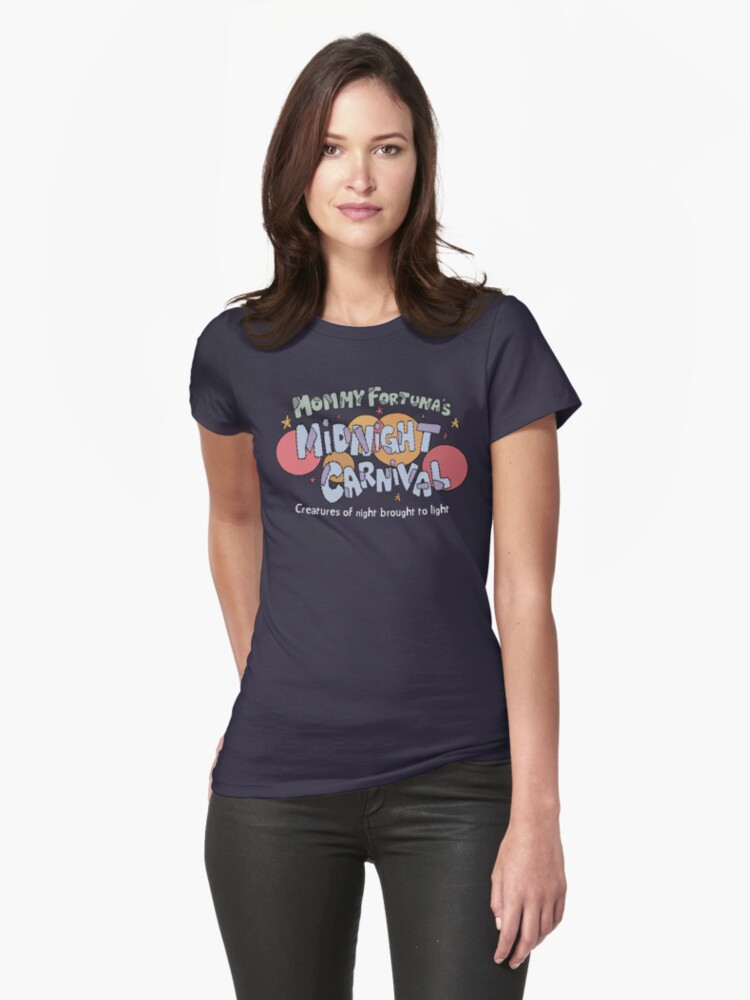 Mommy Fortuna's Midnight Carnival by VortexDesigns