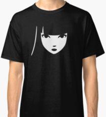 Emily the Strange: Emily's face Classic T-Shirt