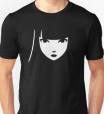 Emily the Strange: Emily's face T-Shirt