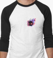 Gastly  Men's Baseball ¾ T-Shirt