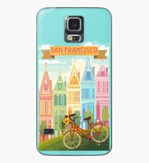 San Francisco Case/Skin for Samsung Galaxy