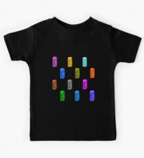 rainbow phone booth Kids Clothes