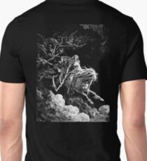 DEATH, Death on the Pale Horse, Revelation, Revenge, Gustave Doré, (1865), Revelations, Seven Seals Unisex T-Shirt