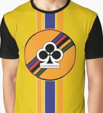 Colnago Vintage Racing Bicycles Italy Graphic T-Shirt