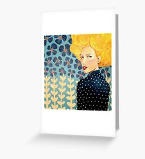 Lucie Greeting Card