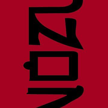 Nozu by Noveltee-Shirts