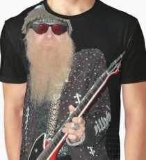Billy Gibbons Graphic T-Shirt