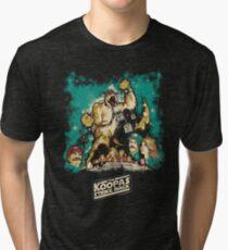 The Koopas Strike Back Tri-blend T-Shirt
