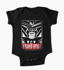STAND STILL One Piece - Short Sleeve