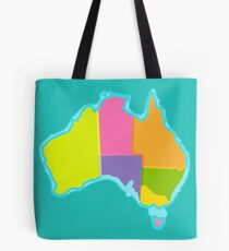 Political Australia Tote Bag