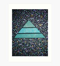 Mindscapes Series: Law of Return Art Print