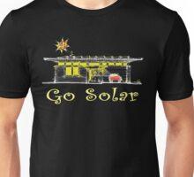 Go Solar Power Green Planet Unisex T-Shirt