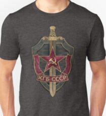 KGB Vintage Emblem 01 Unisex T-Shirt