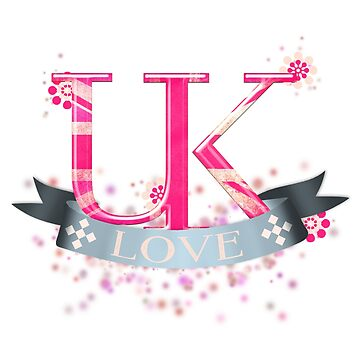 UK Love by Tina-Maria
