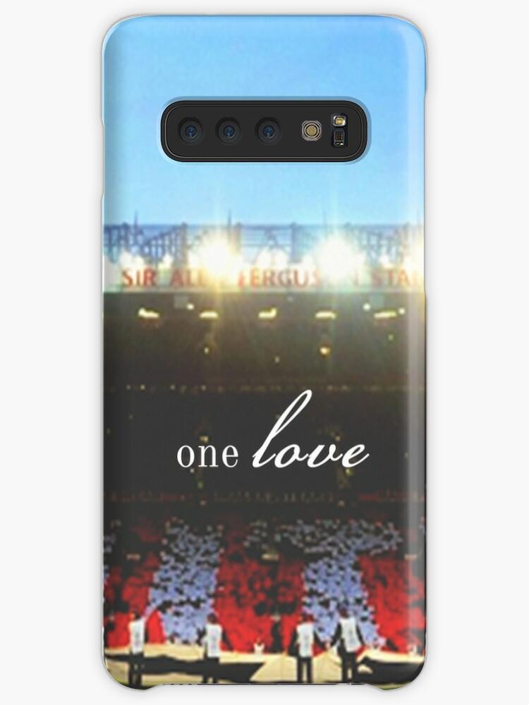 'Manchester United - Old Trafford' Case/Skin for Samsung Galaxy by Alyeskas