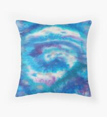 Once Upon a Wave Throw Pillow