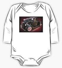 '37 Ford Pick Up One Piece - Long Sleeve