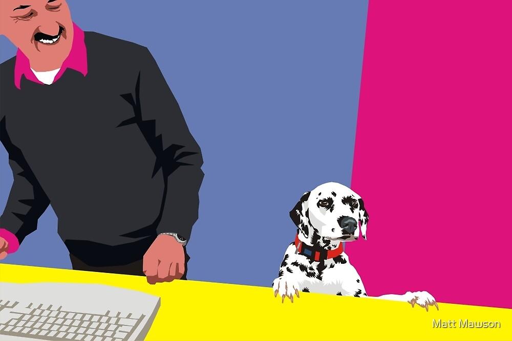 How may I help you? by Matt Mawson