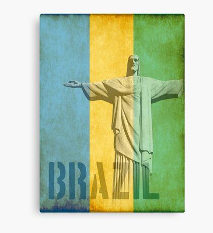 brazil Canvas Print