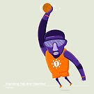 Amare Stoudemire STAT NBAlien by mykowu