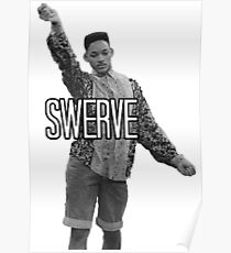 Will Smith Swerve Poster