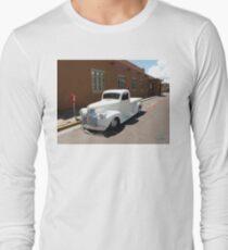 Camión Blanco en Santa Fe Long Sleeve T-Shirt