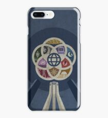 EPCOT Center iPhone and TShirt iPhone 8 Plus Case