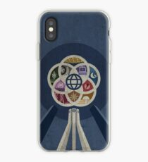 EPCOT Center iPhone and TShirt iPhone Case