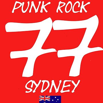 Punk Rock Sydney 1977 by wherenext