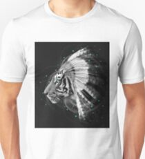 Don't Define Your World (Chief of Dreams: Tiger) Tribe Series Unisex T-Shirt