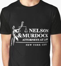 Nelson and Murdock Graphic T-Shirt