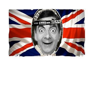 GOD SAVE MR. BEAN by wherenext