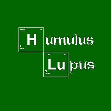 Humulus Lupus - Breaking Bad Style Graphic by nealw6971