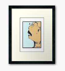 Face of Wonder Framed Print
