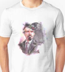 Watercolor Delgado!Master partly opaque version T-Shirt