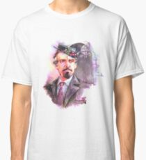 Watercolor Delgado!Master transparent version Classic T-Shirt