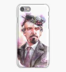 Watercolor Delgado!Master 2 partly opaque version iPhone Case/Skin